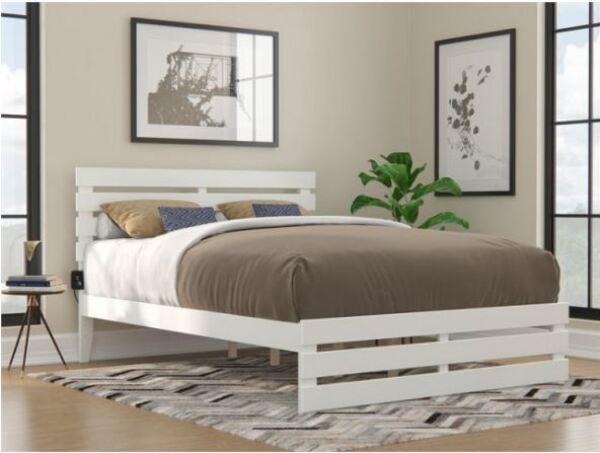 Mẫu giường đẹp hiện đại