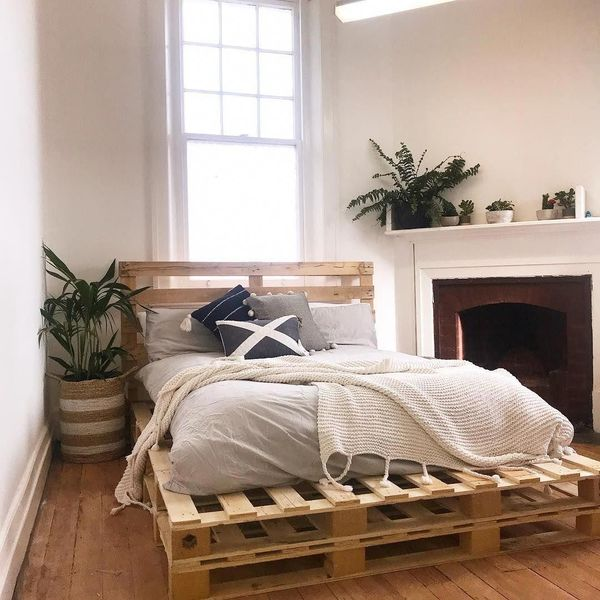 Giường Pallet gỗ có thể sử dụng cho nhiều mục đích khác nhau