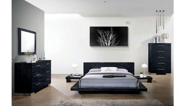 Giường thấp sàn - Giải pháp thông minh cho nhà diện tích nhỏ