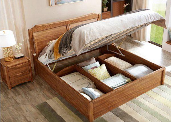 Sở hữu lối sống hiện đại với 50 mẫu giường ngủ thông minh, đẳng cấp