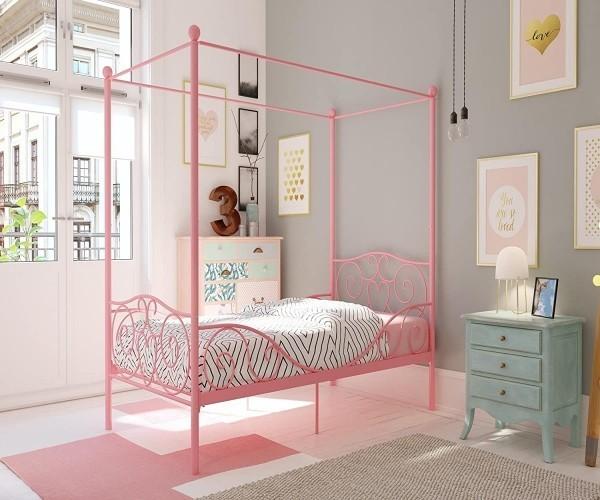 Tổng hợp các mẫu giường ngủ 1m đẹp không chê vào đâu được!