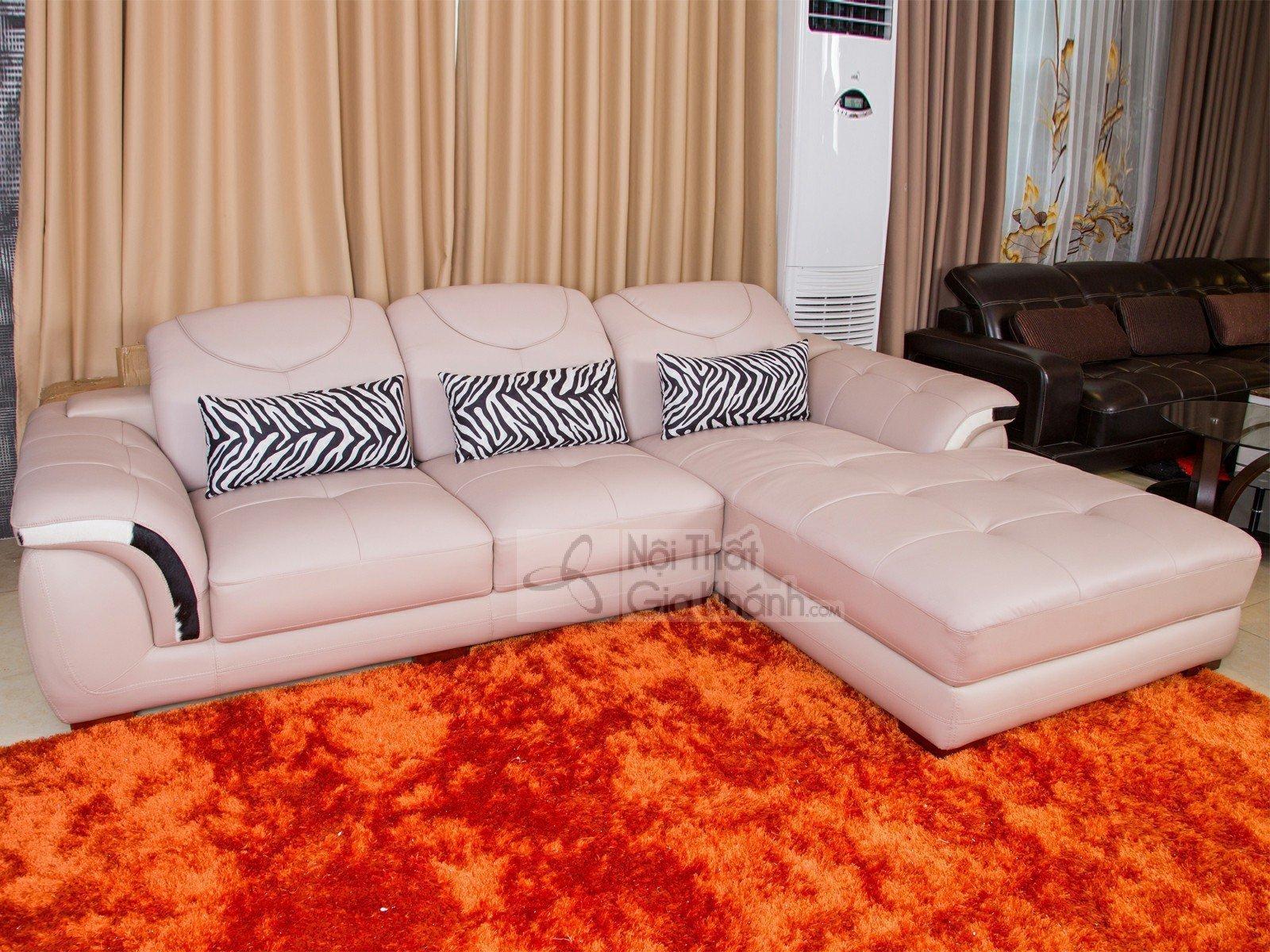 Sofa tối giản - Phong cách sofa Minimalism đang làm bá chủ thế giới! - 919k sf 2 bang goc trai