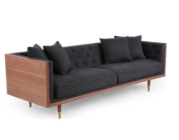 Sofa chân cao