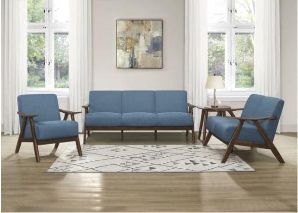 Sofa xanh