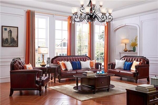 Top các mẫu bàn ghế sofa gỗ óc chó cao cấp nhất hiện nay