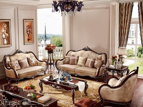 Vị trí đặt sofa