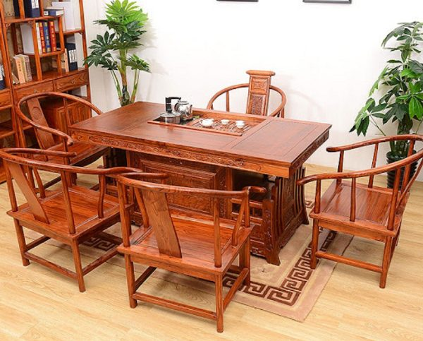 bàn trà gỗ đẹp
