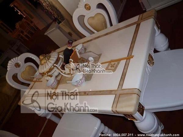Bộ bàn trà phòng ngủ ấn tượng tô điểm không gian phòng ngủ