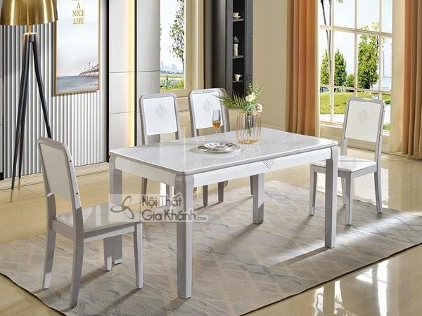Bàn ghế ăn gỗ công nghiệp - Sản phẩm nội thất đa tiện ích