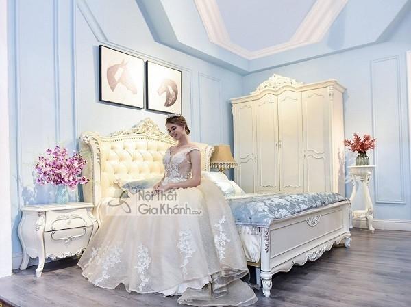 Mua nội thất phòng ngủ nhập khẩu taị kho hàng nội thất Gia Khánh