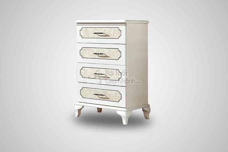 Tủ 4 ngăn kéo tiện dụng gỗ công nghiệp 23618K4