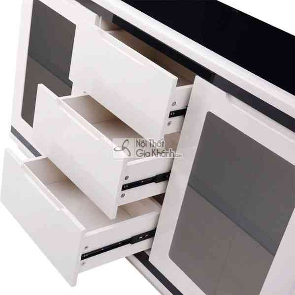 Tủ gỗ đựng đồ phòng bếp KB3307