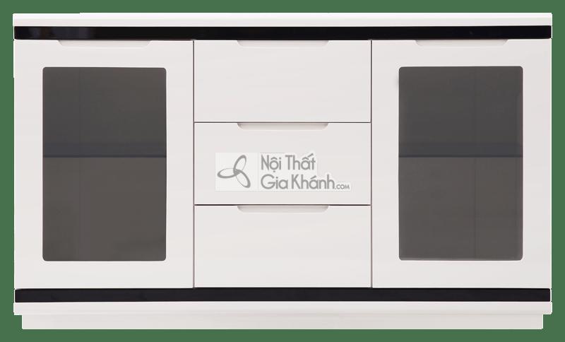 3307CG 1 - Tủ gỗ đựng đồ phòng bếp KB3307