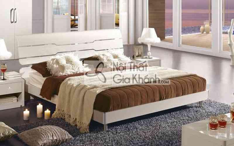 Giường Ngủ Gỗ Tự Nhiên Hiện Đại Chất Lượng Cao 3311AS - 3311AS234
