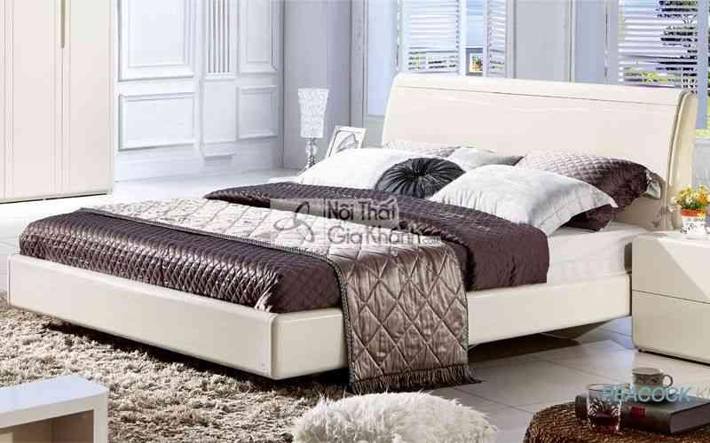 Giường Ngủ Gỗ Tự Nhiên Cao Cấp Hiện Đại 3321AL - 3321AL 1