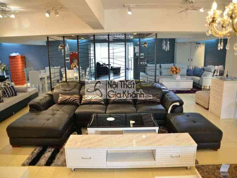 5 bí quyết chọn mua ghế sofa dài hợp lý - 5 bi quyet chon mua ghe sofa dai hop ly 1