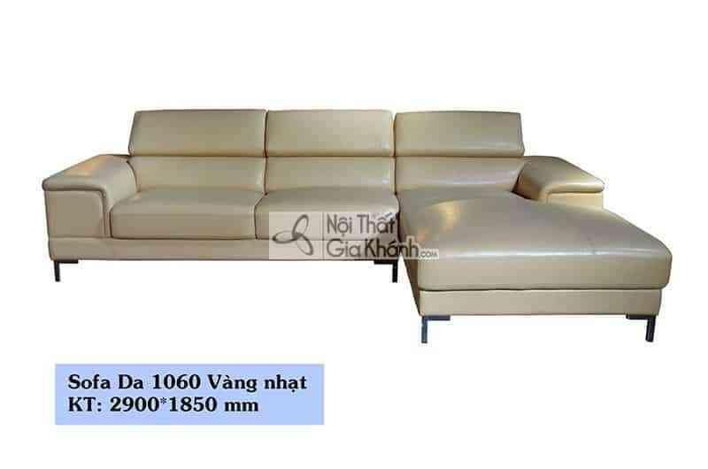 5 bí quyết chọn mua ghế sofa dài hợp lý - 5 bi quyet chon mua ghe sofa dai hop ly 4