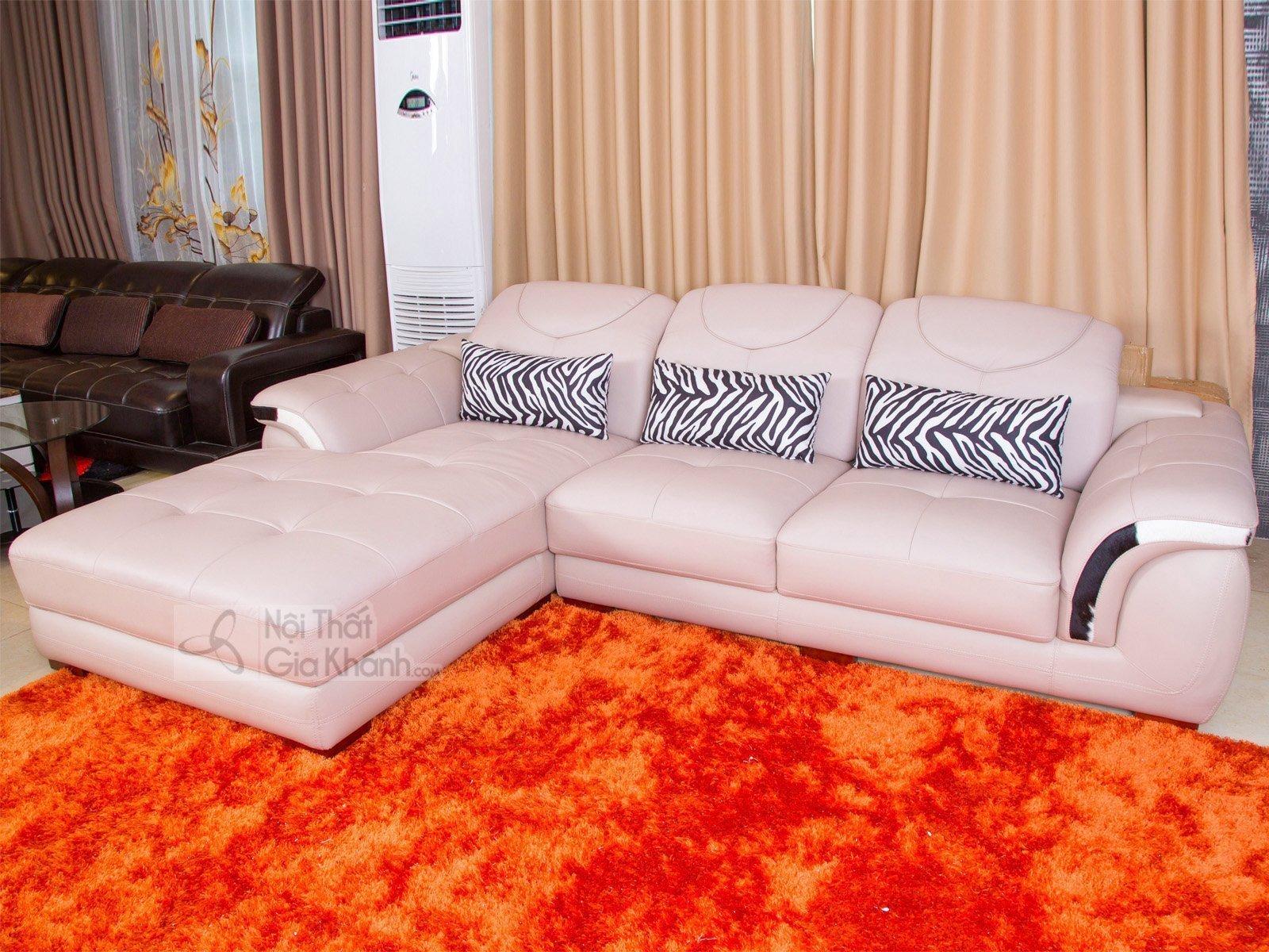 Sofa da đẹp hiện đại cao cấp SP0919-2-F1