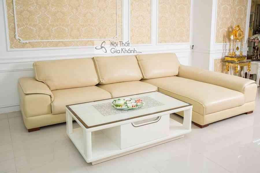 Bảng giá ghế sofa chuẩn nhất thị trường hiện nay - Bao gia sofa chuan nhat thi truong phan khuc cao cap 3