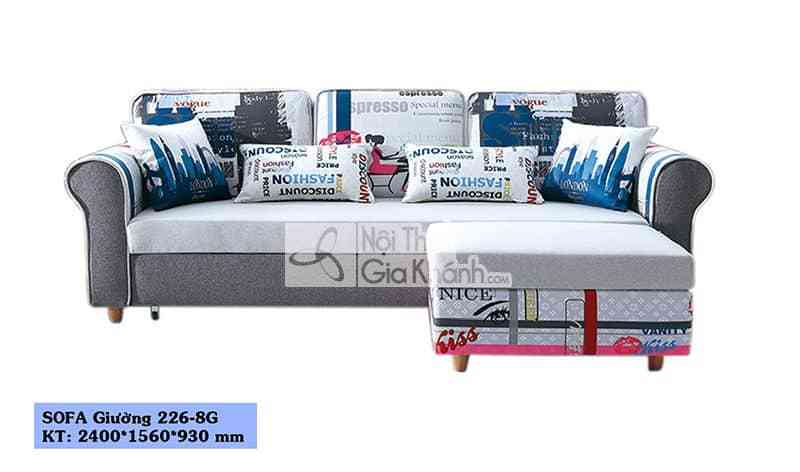 Cách chọn mua ghế sofa kiêm giường ngủ đẹp - Cach chon mua ghe sofa kiem giuong ngu dep 3