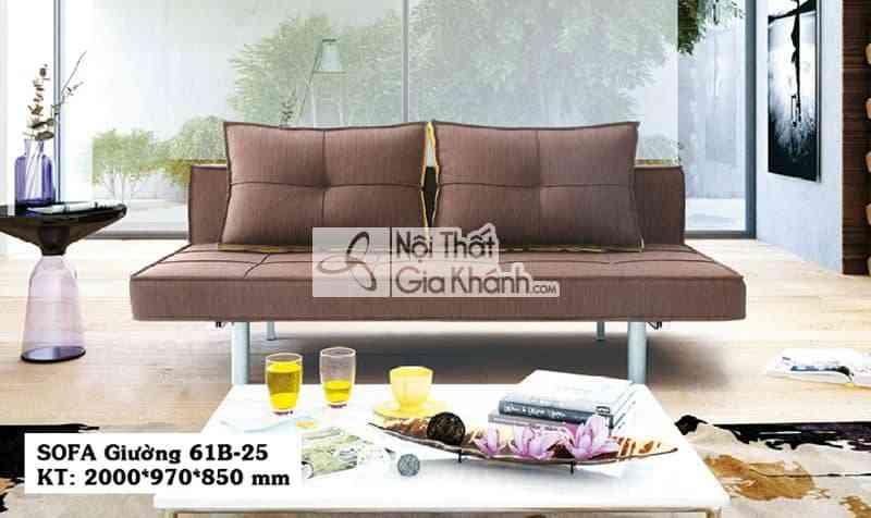 Chứng minh đẳng cấp sống với những chiếc ghế sofa cho nhà nhỏ - Chung minh dang cap song voi nhung chiec ghe sofa cho nha nho 2