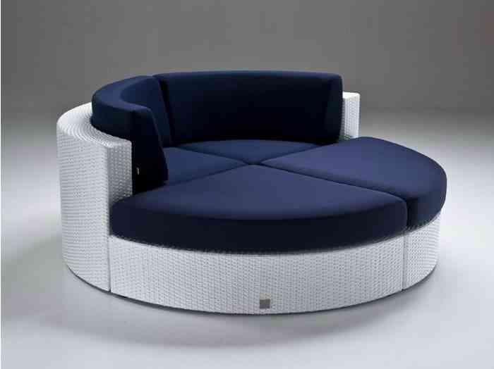 Ghế sofa tròn, bật mí những lưu ý ít người biết - Ghe sofa tron bat mi nhung luu y it nguoi biet 1