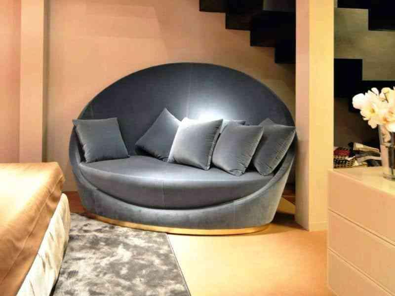 Ghế sofa tròn, bật mí những lưu ý ít người biết - Ghe sofa tron bat mi nhung luu y it nguoi biet 4