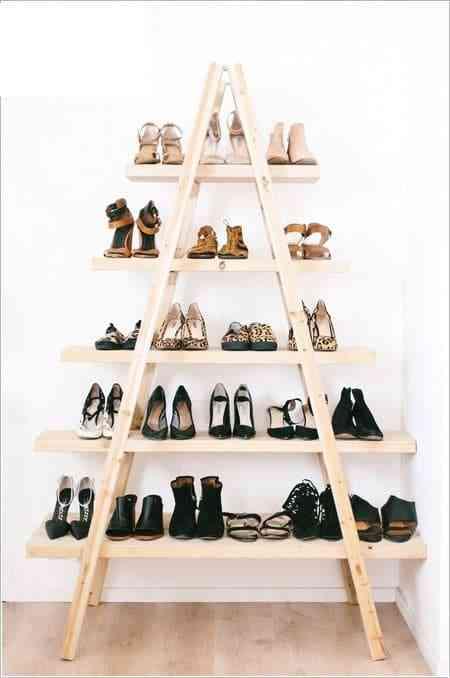 Những thiết kế giá để giày đẹp, độc, lạ - Gia de giay dep doc la 2