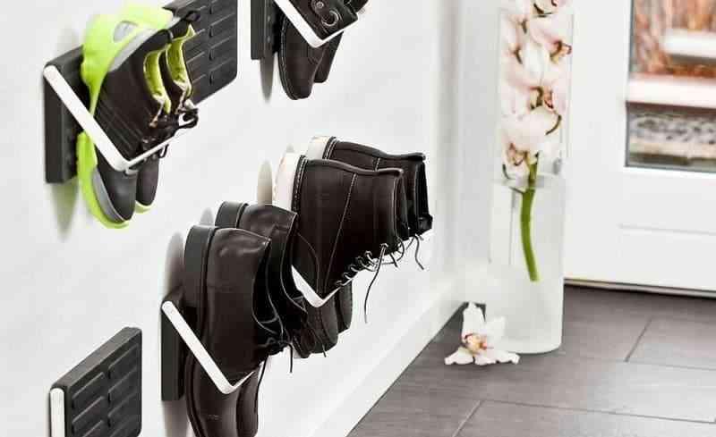 Những thiết kế giá để giày đẹp, độc, lạ - Gia de giay dep doc la 8