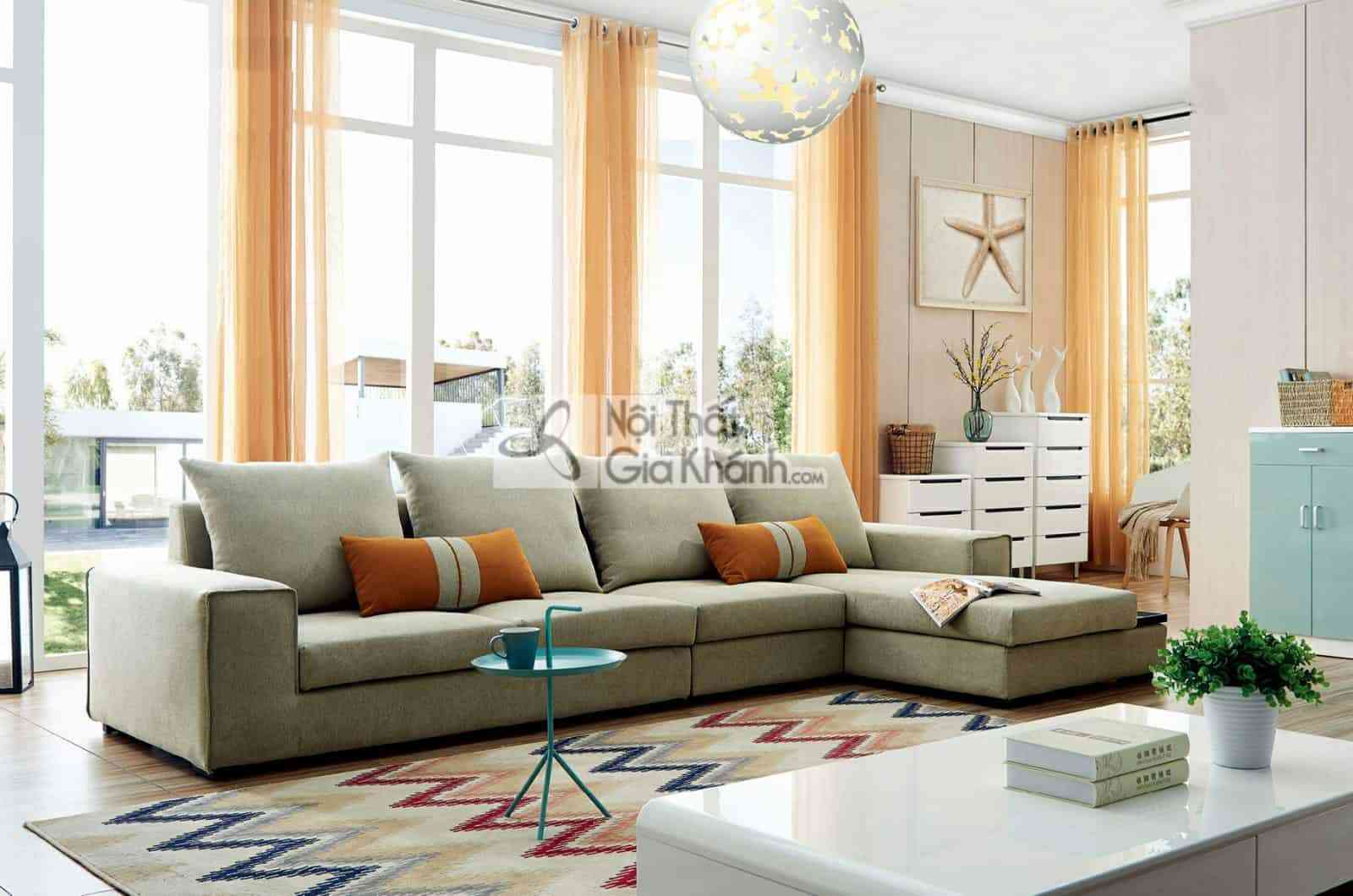 Những mẫu sofa mới nhất về trong tháng này - Gia nhung bo sofa phong khach moi ve trong thang nay 1