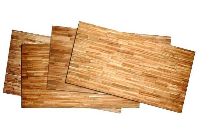 Gỗ cao su - nguyên liệu sản xuất đồ nội thất không thể thay thế - Go cao su nguyen lieu san xuat do go khong the thay the 3