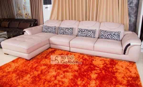 Hé lộ những kinh nghiệm mua sofa của người trong nghề - He lo nhung kinh nghiem mua sofa cua nguoi trong nghe 1
