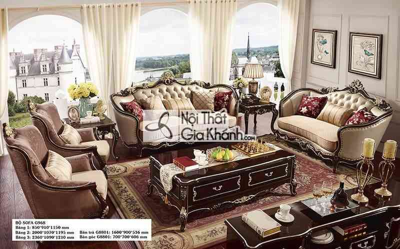 Hé lộ những kinh nghiệm mua sofa của người trong nghề - He lo nhung kinh nghiem mua sofa cua nguoi trong nghe 4