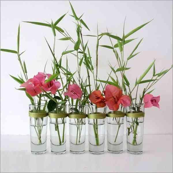 Hướng dẫn chọn bình cắm hoa phù hợp với từng loại hoa - Huong dan chon binh hoa phu hop voi tung loai hoa 1