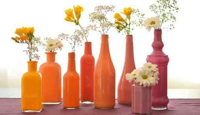 Hướng dẫn trang trí lọ hoa, làm đẹp không gian nội thất - Huong dan trang tri lo hoa 4