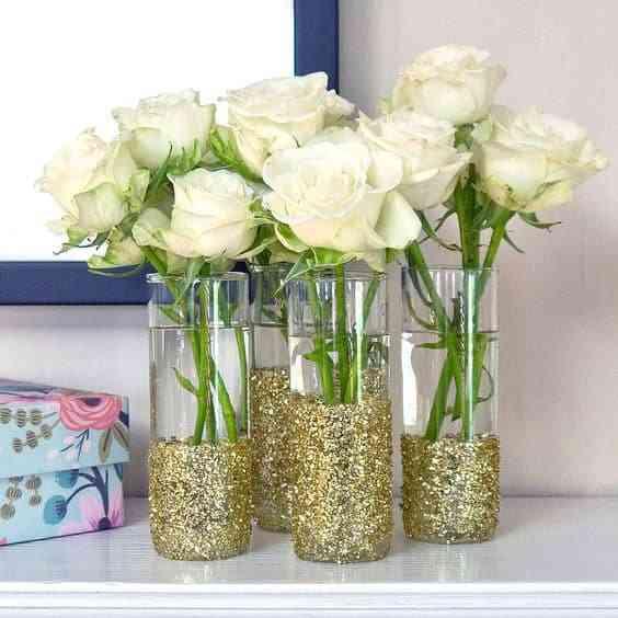 Hướng dẫn trang trí lọ hoa, làm đẹp không gian nội thất - Huong dan trang tri lo hoa 5