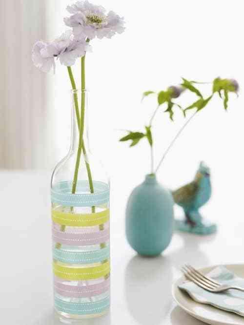 Hướng dẫn trang trí lọ hoa, làm đẹp không gian nội thất - Huong dan trang tri lo hoa 7