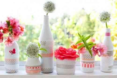 Hướng dẫn trang trí lọ hoa, làm đẹp không gian nội thất - Huong dan trang tri lo hoa 8