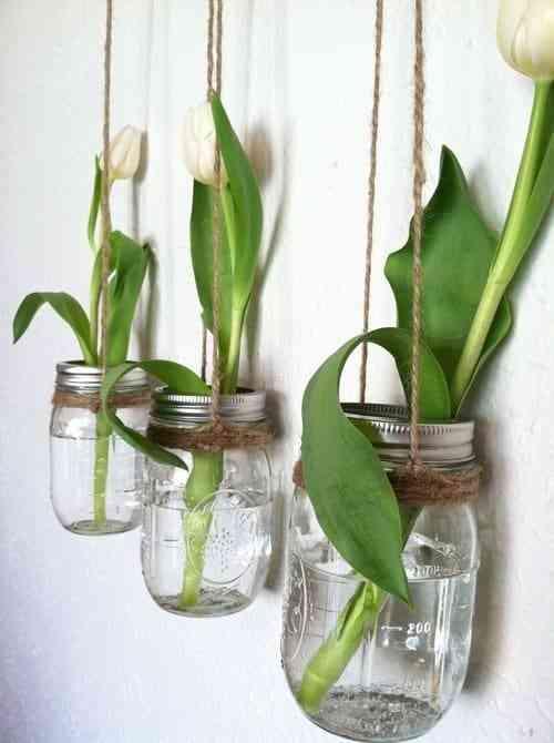 Hướng dẫn trang trí lọ hoa, làm đẹp không gian nội thất - Huong dan trang tri lo hoa 9