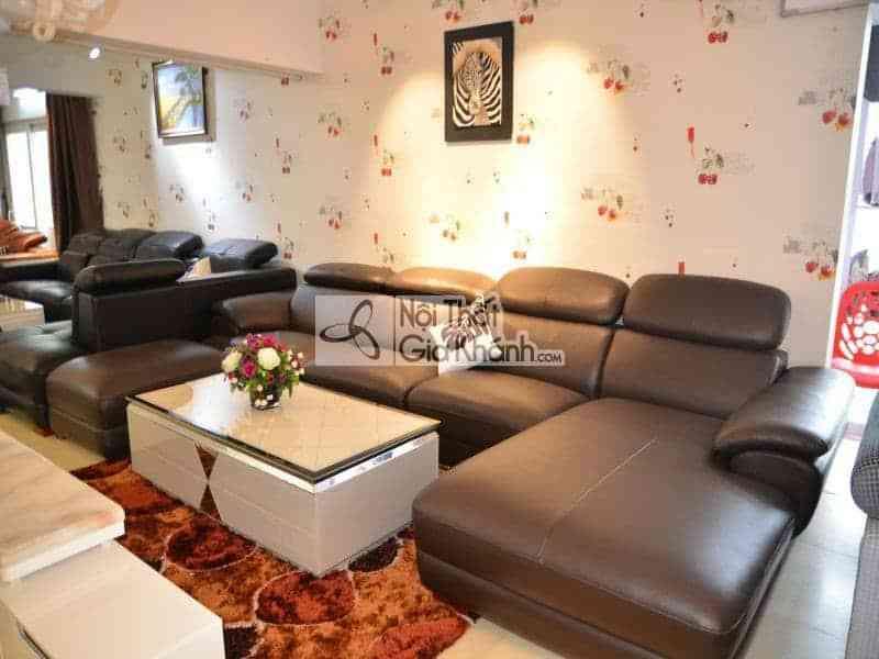 Khám phá những bộ sofa góc tốt nhất thị trường - Kham pha nhung bo sofa goc tot nhat thi truong 2