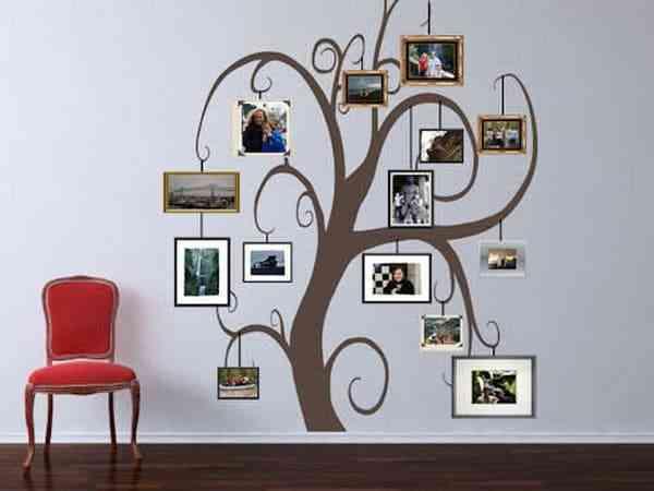 Khung ảnh treo tường với thiết kế sáng tạo trên thế giới - Khung anh sang tao 3