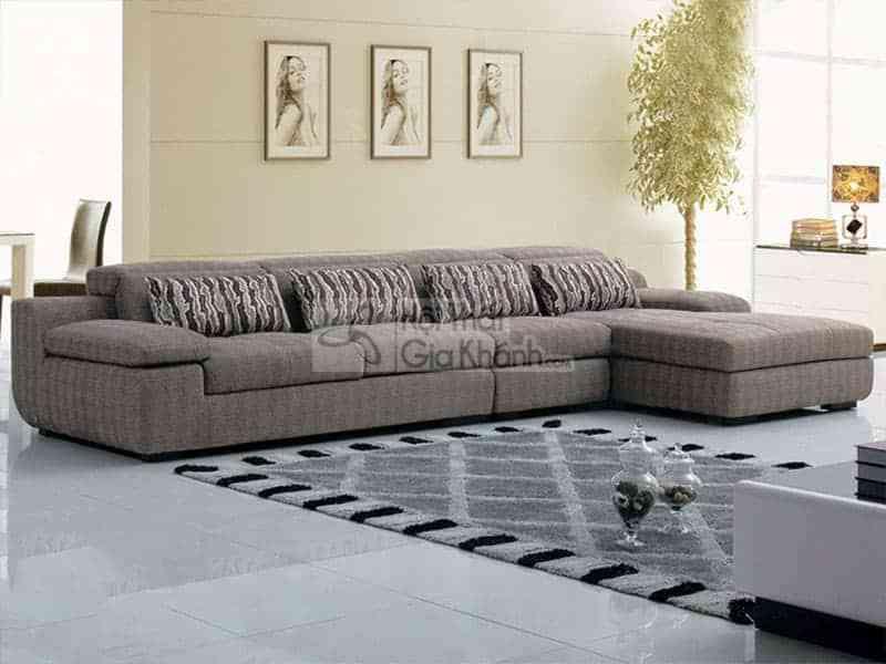 Làm thế nào để mua được bộ bàn ghế sofa nỉ đẹp và hợp túi tiền - Lam the nao de mua duoc bo ban ghe sofa ni dep va hop tui tien 1