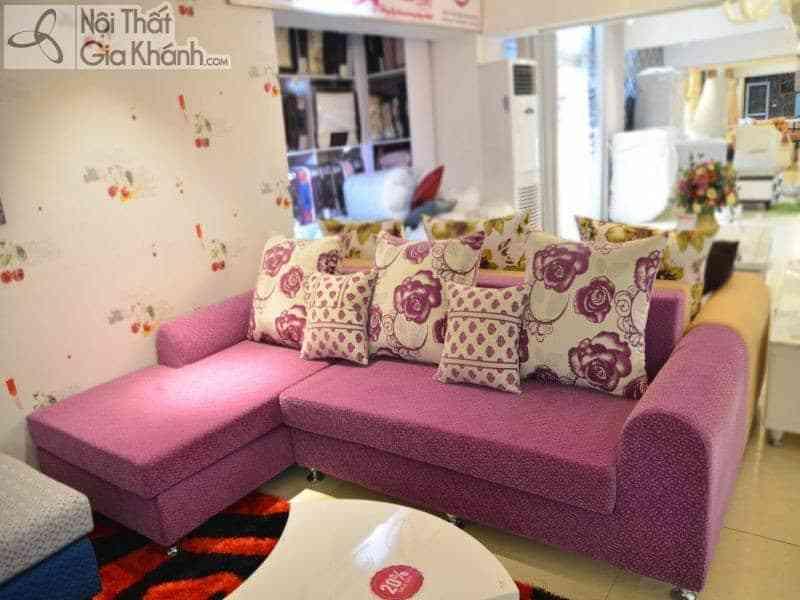 Làm thế nào để mua được bộ bàn ghế sofa nỉ đẹp và hợp túi tiền - Lam the nao de mua duoc bo ban ghe sofa ni dep va hop tui tien 2