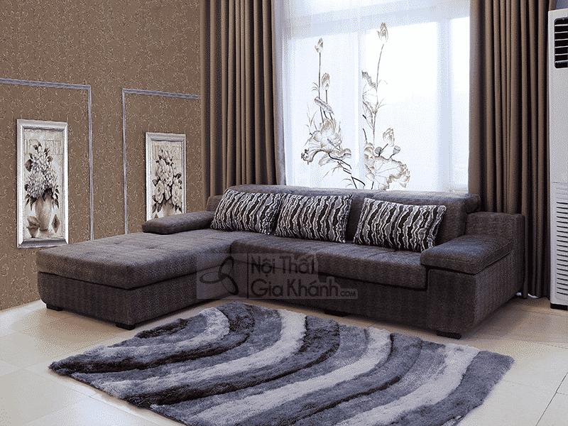 Làm thế nào để mua được bộ bàn ghế sofa nỉ đẹp và hợp túi tiền - Lam the nao de mua duoc bo ban ghe sofa ni dep va hop tui tien 4
