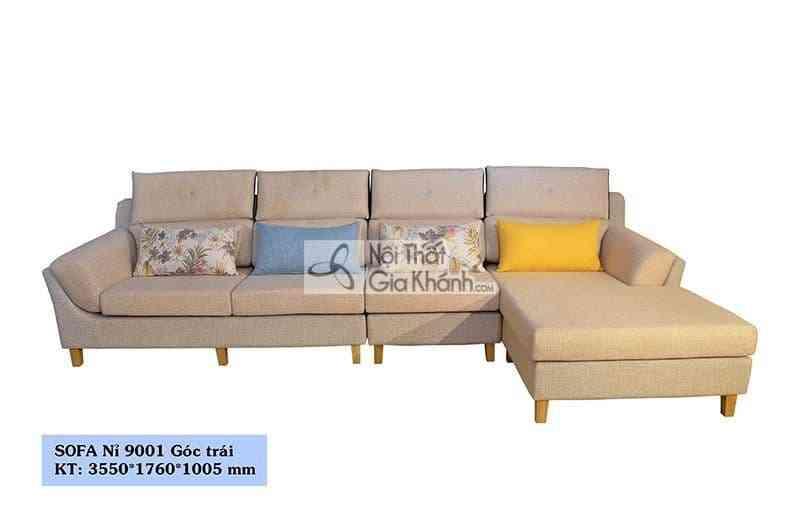 Làm thế nào để mua được bộ bàn ghế sofa nỉ đẹp và hợp túi tiền - Lam the nao de mua duoc bo ban ghe sofa ni dep va hop tui tien 5