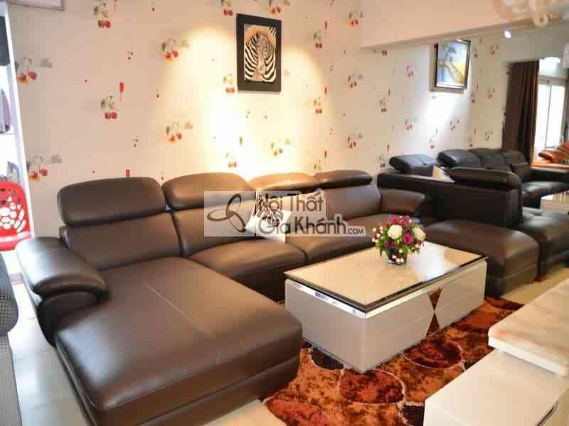 Mẫu sofa phòng khách hoàn hảo cho gia đình bạn - Mau sofa phong khach hoan hao cho gia dinh ban 3