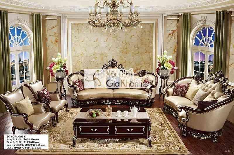 Mẫu sofa phòng khách hoàn hảo cho gia đình bạn - Mau sofa phong khach hoan hao cho gia dinh ban 5