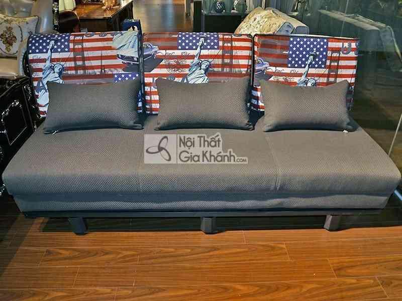 Sofa giường thông minh - Sofa bed ở Hà Nội SF150-7G - SoFa 150 7G 1