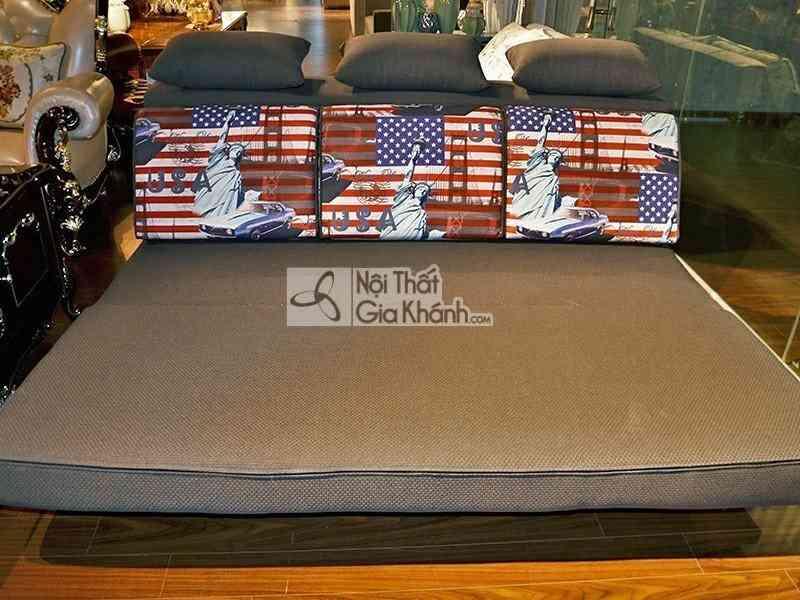Sofa giường thông minh - Sofa bed ở Hà Nội SF150-7G - SoFa 150 7G 2