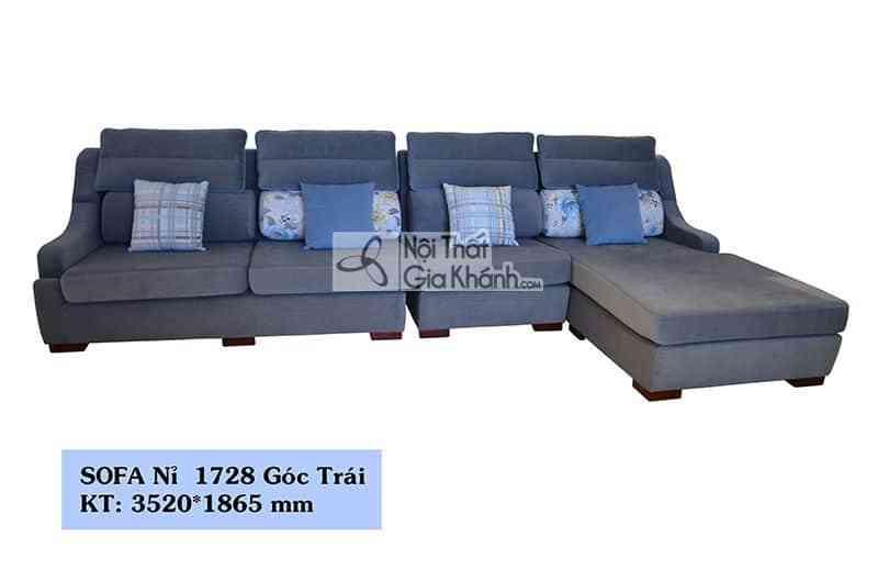 Những mẫu sofa phòng khách đẹp giá lại rẻ tại Hà Nội - Sofa phong khach dep gia re tai ha noi 2